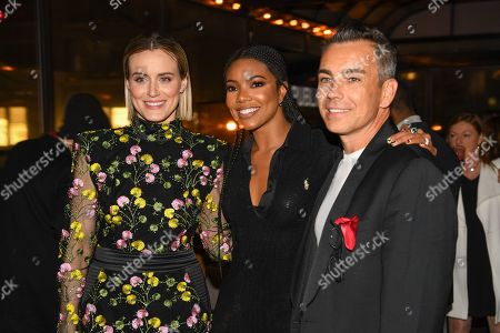 Editorial image of 'The Public' film premiere, After Party, New York, USA - 01 Apr 2019