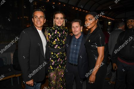 Editorial photo of 'The Public' film premiere, After Party, New York, USA - 01 Apr 2019
