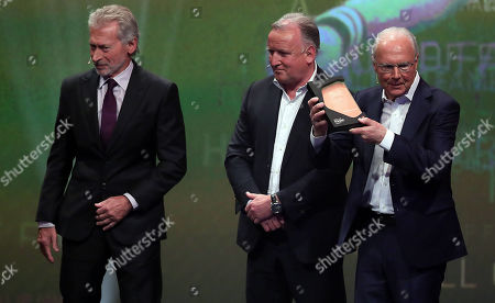 Editorial picture of Opening of the 'Hall of Fame' of German football, Dortmund, Germany - 01 Apr 2019
