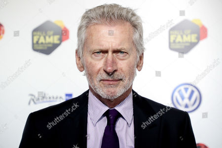 German former soccer player Paul Breitner arrives for the opening gala of the 'Hall Of Fame' of German football in Dortmund, Germany, 01 April 2019. The Hall Of Fame will be part of the permanent exhibition in the German Football Museum, where players and coaches of men's and women's soccer of German origin will be honored for their outstanding achievements in shaping German soccer from 1900 until today.
