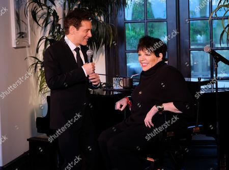 Michael Feinstein, Liza Minnelli