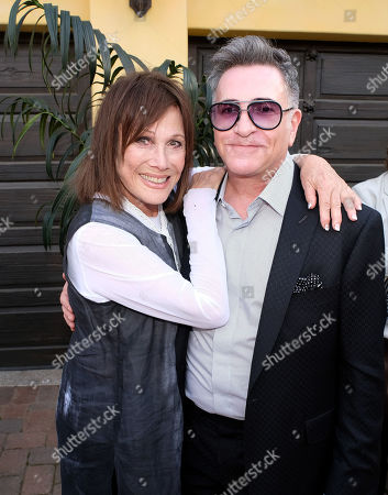 Michele Lee and Neil Goetz