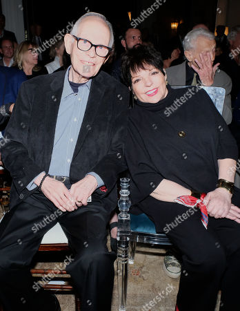 Alan Bergman, Liza Minnelli