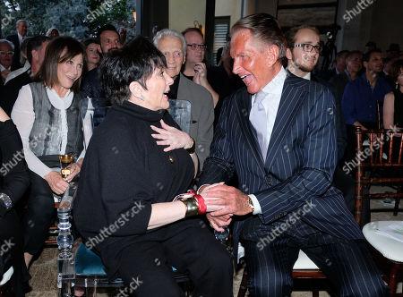 Liza Minnelli, George Hamilton