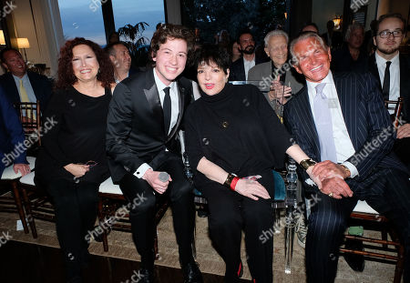 Editorial photo of Michael Feinstein and Friends, Los Angeles, USA - 31 Mar 2019