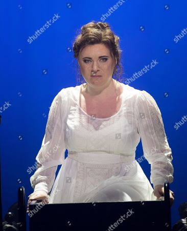 Editorial image of 'Jack the Ripper: The Women of Whitechapel' Opera by Iain Bell performed by English National Opera at the London Coliseum, UK, 28 Mar 2019