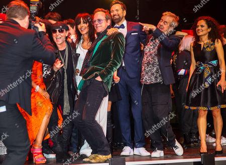 Editorial image of PRG Live Entertainment Award, Frankfurt, Germany - 01 Apr 2019