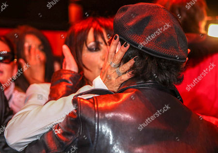 Nena and Klaus Meine