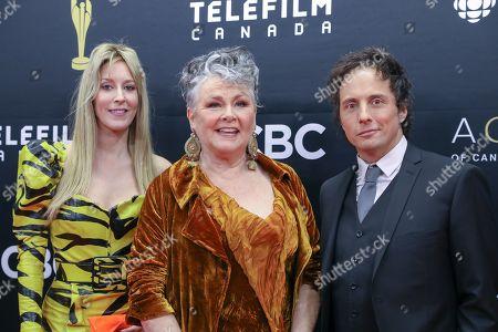 Susan Kent, Mary Walsh and Jonny Harris