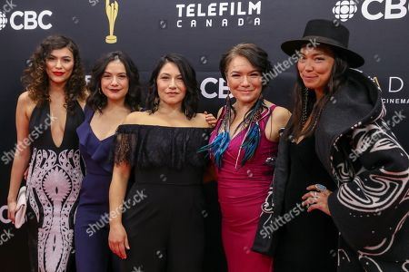 Editorial image of 2019 Canadian Screen Awards, Toronto, Canada - 31 Mar 2019