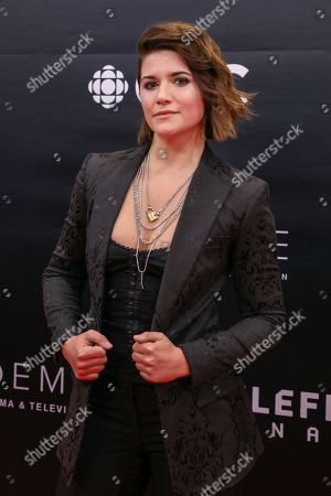 Editorial photo of 2019 Canadian Screen Awards, Toronto, Canada - 31 Mar 2019
