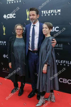 Stock Picture of Jennifer Kawaja, Billy Campbell, Julia Sereny