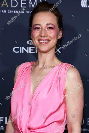 Stock Picture of Karine Vanasse