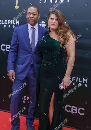 Editorial photo of 2019 Canadian Screen Awards, Toronto, Canada - 31 Mar 2019