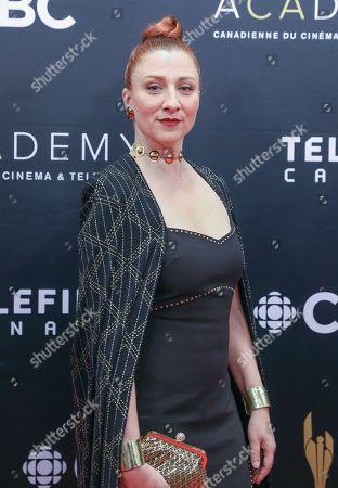 Editorial image of 2019 Canadian Screen Awards, Toronto, Canada - 31 Mar 2019