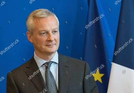 French Economy Minister Bruno Le Maire.