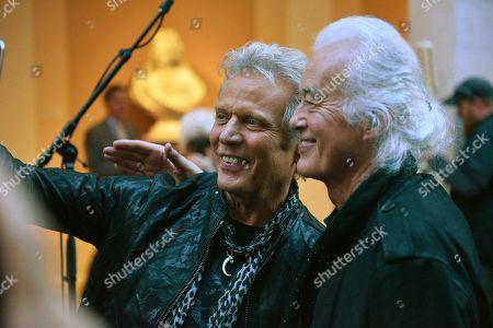 Don Felder, Jimmy Page