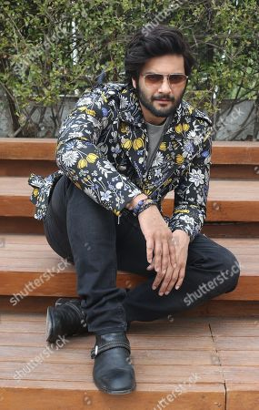 Editorial picture of Bollywood Actor Ali Fazal photocall, New Delhi, India - 01 Apr 2019