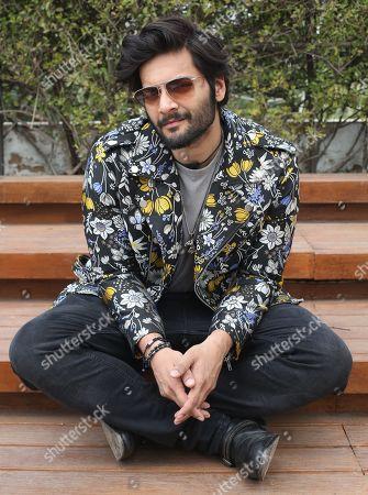 Editorial photo of Bollywood Actor Ali Fazal photocall, New Delhi, India - 01 Apr 2019