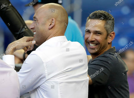 Editorial photo of New York Mets at Miami Marlins, USA - 01 Apr 2019