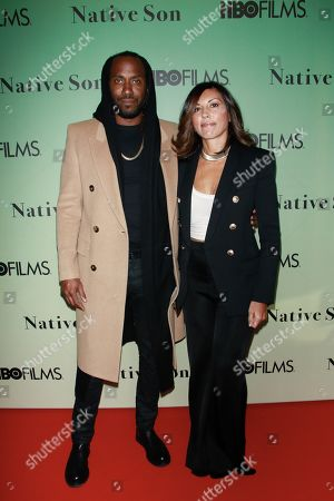 Editorial picture of 'Native Son' film screening, New York, USA - 01 Apr 2019