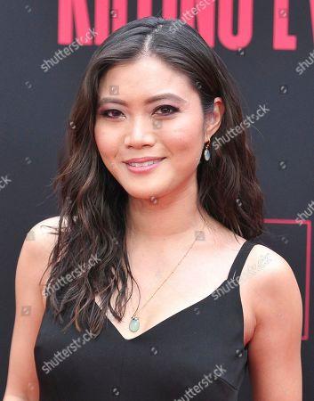 "Editorial picture of LA Premiere of ""Killing Eve"" Season Two, Los Angeles, USA - 01 Apr 2019"