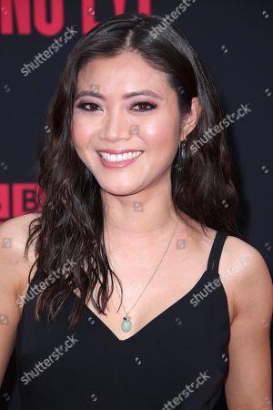 Stock Picture of Jessica Lu