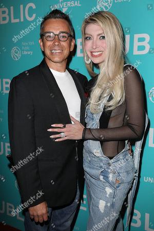 Ray Bouderau (Producer) and Eglee C. Karam