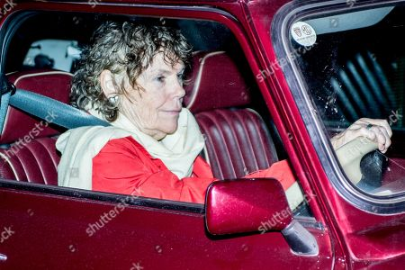 Kate Hoey, Labour Member of Parliament for Vauxhall leaving Parliament. MPs leaving the House of Commons after having a vote on the proceedings for Brexit in a night of indicative votes