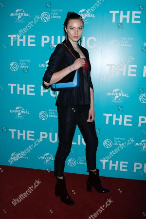 Stock Photo of Matilda Lowther