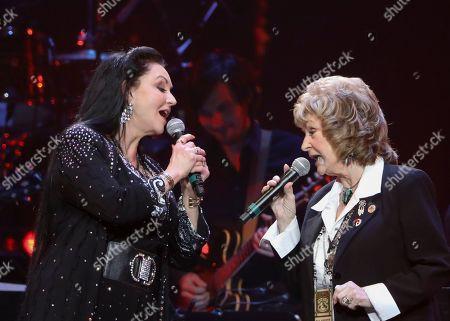 Editorial image of Loretta Lynn 87th Birthday Tribute, Nashville, USA - 01 Apr 2019