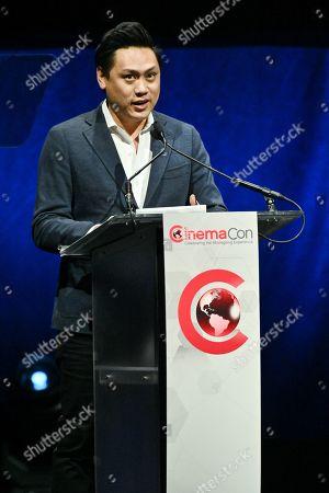 Stock Picture of Jon M. Chu