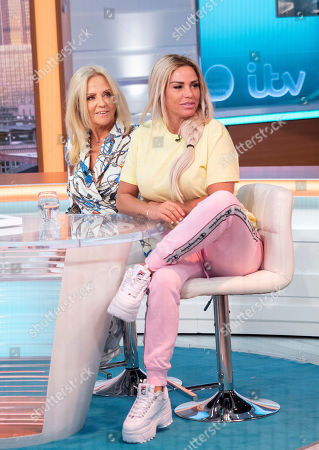 Amy Price and Katie Price