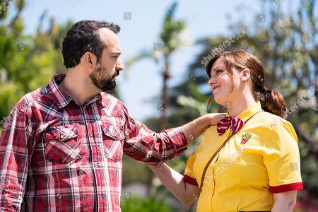 Steve Zissis as Mike and Allison Tolman as Lisa