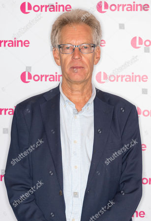 Editorial image of 'Lorraine' TV show, London, UK - 02 Apr 2019