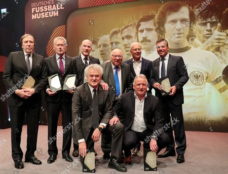 Editorial image of Opening of the 'Hall of Fame' of German football, Dortmund, Germany - 01 Apr 2019