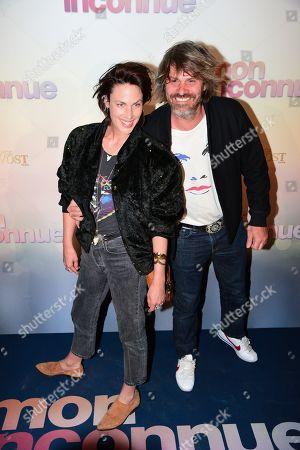 Editorial image of 'Mon Inconnue' film premiere, Paris, France - 01 Apr 2019