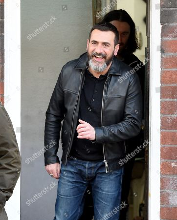 Chris Gascoigne plays Peter Barlow