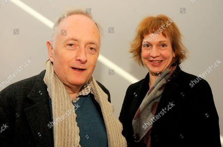 Stock Picture of Christopher Reid and Tiffany Atkinson