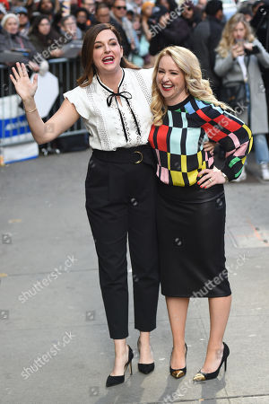 Kristin Hensley and Jen Smedley