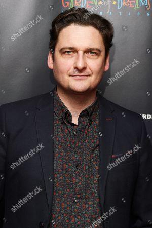 Stock Image of Toby Leonard Moore