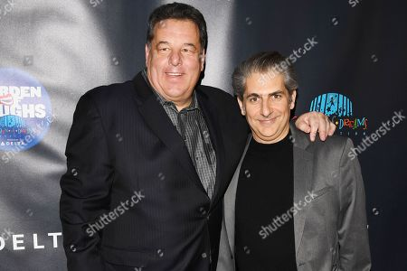 Editorial picture of Garden of Laughs Comedy Benefit, Arrivals, Madison Square Garden, New York, USA - 02 Apr 2019