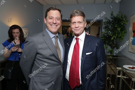 Adam Fogelson, Chairman of STXfilms, Robert Simonds, Chairman and CEO of STX Entertainment