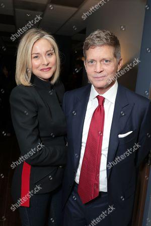 Anne Biondi, Robert Simonds, Chairman and CEO of STX Entertainment