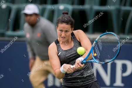 Editorial photo of Monterrey Tennis Open, Mexico - 02 Apr 2019