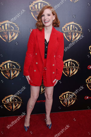 Editorial photo of Warner Bros 'The Big Picture Show', CinemaCon, Las Vegas, USA - 02 Apr 2019