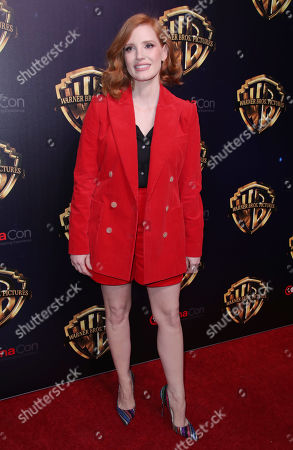 Editorial image of Warner Bros 'The Big Picture Show', CinemaCon, Las Vegas, USA - 02 Apr 2019