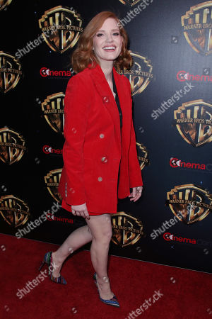 Editorial picture of Warner Bros 'The Big Picture Show', CinemaCon, Las Vegas, USA - 02 Apr 2019