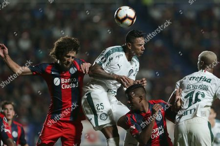 Editorial picture of Brazil Soccer Copa Libertadores, Buenos Aires, Argentina - 02 Apr 2019