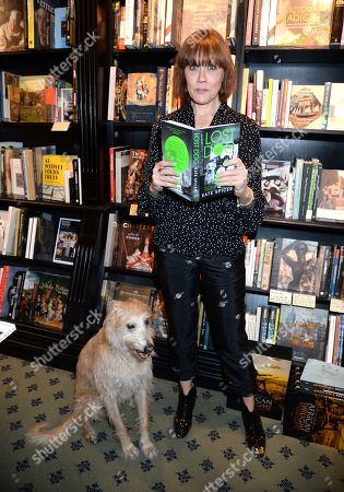 Editorial picture of Kate Spicer 'Lost Dog' Book Party and Dinner at Hatchards and Micks Cafe, London, UK - 02 Apr 2019